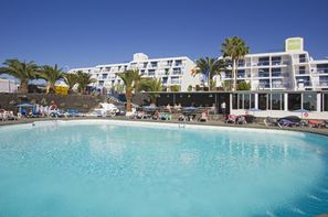 Canaries-Arrecife, Hôtel Ereza Apartamentos Los Hibiscos 2*
