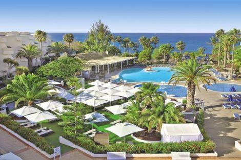 Canaries-Arrecife, Hôtel Hesperia Playa Dorada 4*