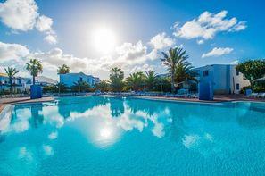 Canaries-Arrecife, Hôtel HL Paradise Island 4*