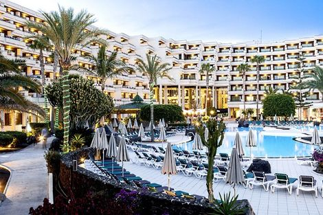 Canaries-Arrecife, Hôtel Occidental Lanzarote Playa 4*