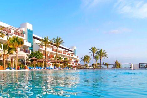Canaries-Arrecife, Hôtel Sandos Papagayo Beach Resort 4*