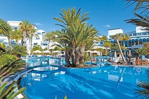Canaries-Arrecife, Hôtel Seaside Los Jameos Playa 4*