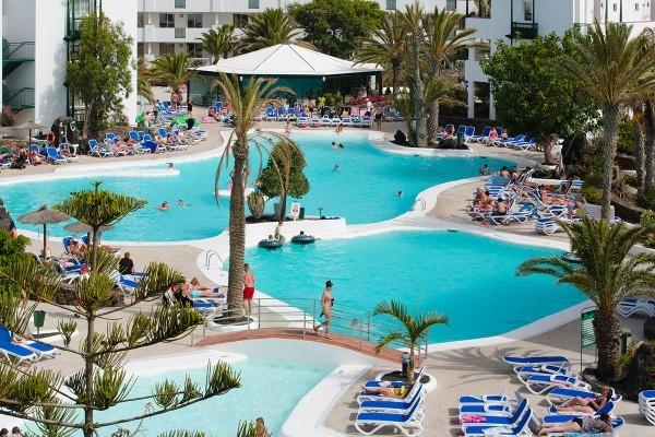 SUNEOCLUB El Trebol - SUNEOCLUB El Trebol Hôtel SUNEOCLUB El Trebol3* Arrecife Canaries