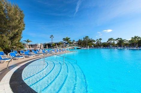 Hôtel Thb Tropical Island Lanzarote Canaries