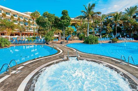 Canaries-Arrecife, Hôtel TUI Sensimar Natura Palace 4*