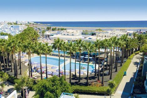 Canaries-Arrecife, Hôtel Aparthotel Costa Mar 3*