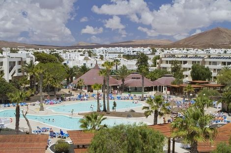 Canaries-Arrecife, Hôtel Los Zocos Club Resort 4*