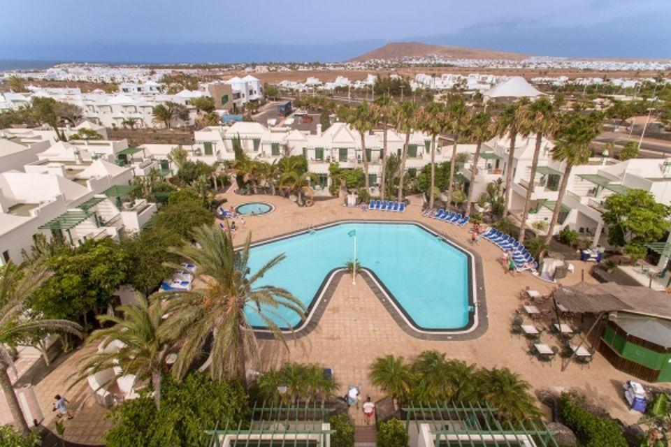 Club Marmara Playa Blanca Lanzarote Canaries
