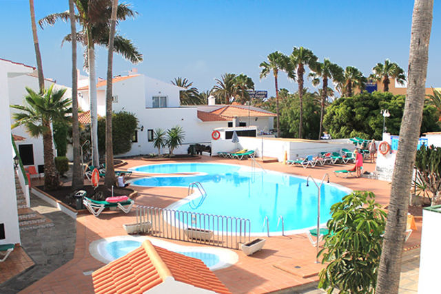 Canaries : Hôtel Puerto Caleta