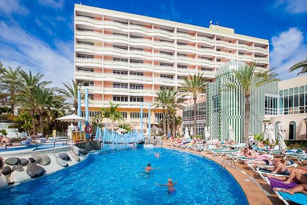Piscine - IFA Buenaventura - Playa del Inglés Hôtel IFA Buenaventura - Playa del Inglés3* Grande Canarie Canaries