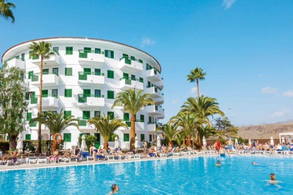 Hôtel Labranda Playa Bonita Grande Canarie Canaries