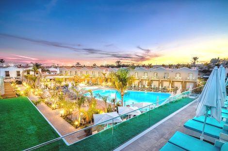 Canaries-Grande Canarie, Hôtel Los Calderones 4*