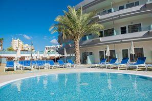 Canaries-Grande Canarie, Hôtel Suitehotel Plava del Ingles 4*
