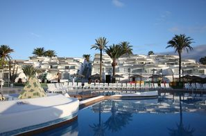 Canaries-Grande Canarie, Hôtel Vista Oasis Bungalows 2*