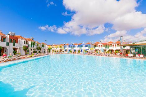 Canaries-Grande Canarie, Hôtel Vistaflor 3*