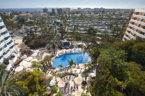 Canaries-Grande Canarie, Hôtel Abora Buenaventura by Lopesan 4*