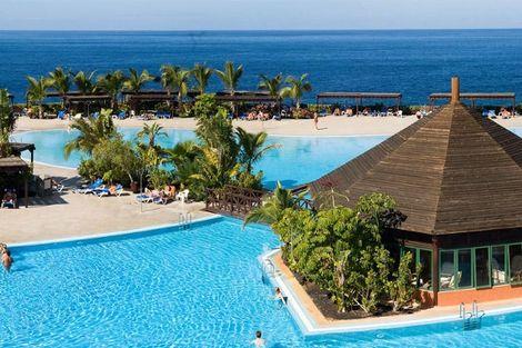 Canaries-La Palma, Hôtel Ôclub Experience La Palma Teneguia Princess Hôtel & Spa 4*