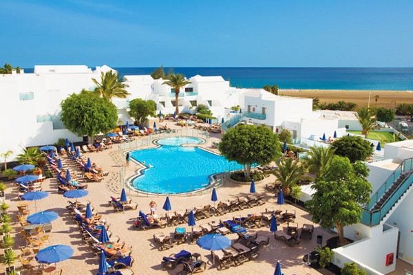 Piscine et mer - Lanzarote Village Hôtel Lanzarote Village4* Lanzarote Canaries