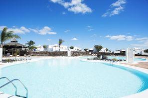 Canaries-Lanzarote, Hôtel Suite Hotel Alyssa 4*