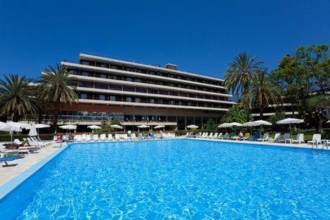 Canaries-Tenerife, Hôtel Taoro Garden 4*