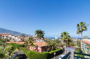Canaries-Tenerife, Résidence hôtelière Appartements La Carabela 3*