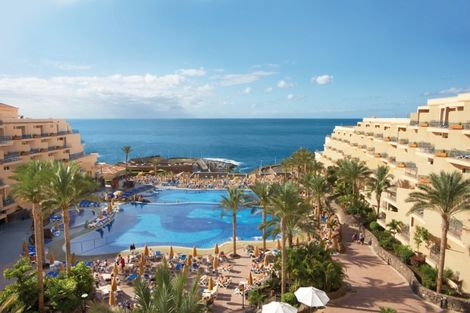 Canaries-Tenerife, Hôtel Riu Buena Vista 4*