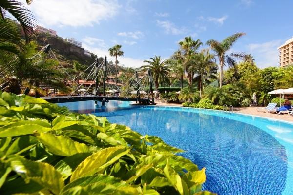 piscine - Bahia Principe San Felipe Hotel Bahia Principe San Felipe4* Tenerife Canaries
