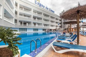 Canaries-Tenerife, Hôtel Blue Sea Lagos de Cesar 4*