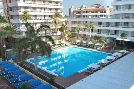 Canaries-Tenerife, Hôtel Catalonia Oro Negro 3*