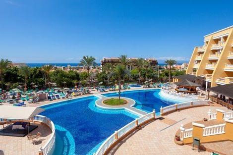 Canaries-Tenerife, Hôtel Chatur Playa Real 4*
