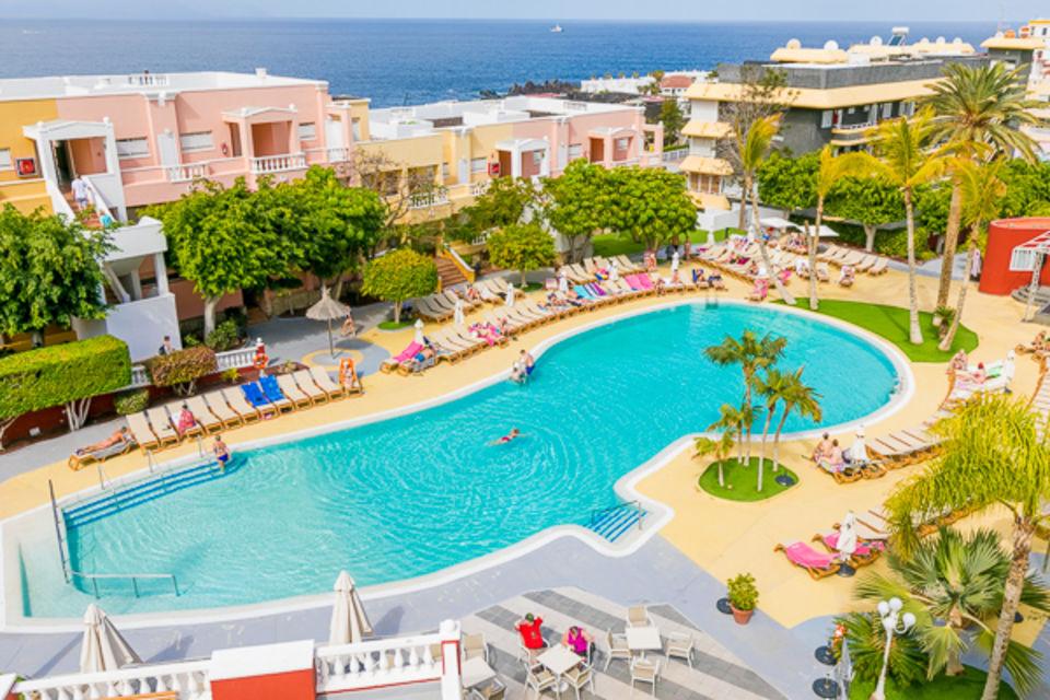 Club Framissima Allegro Isora Tenerife Canaries