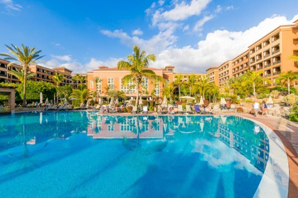 Club Framissima Evasion H10 Costa Adeje Palace Tenerife Canaries