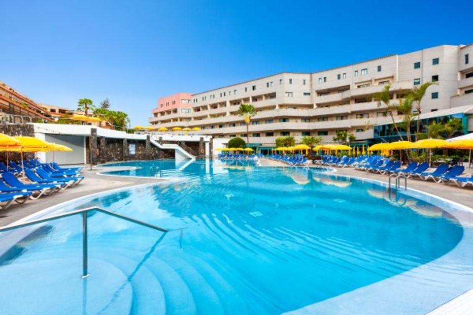 Hôtel Gran Hotel Turquesa Playa Tenerife Canaries