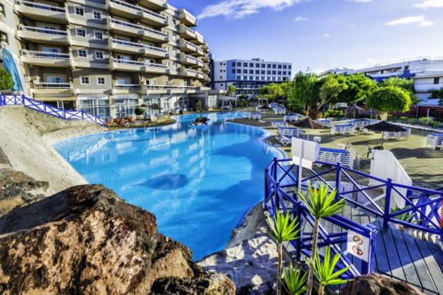 Canaries : Hôtel Hôtel Aguamarina Golf