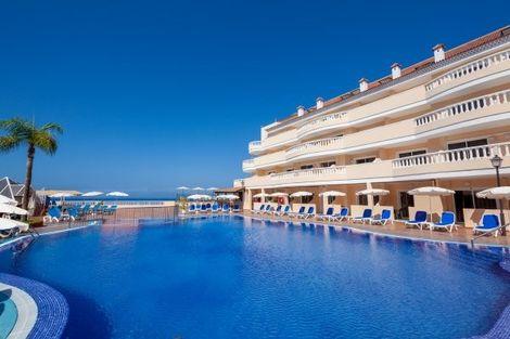 Canaries-Tenerife, Hôtel Hôtel Bahía Flamingo 3*
