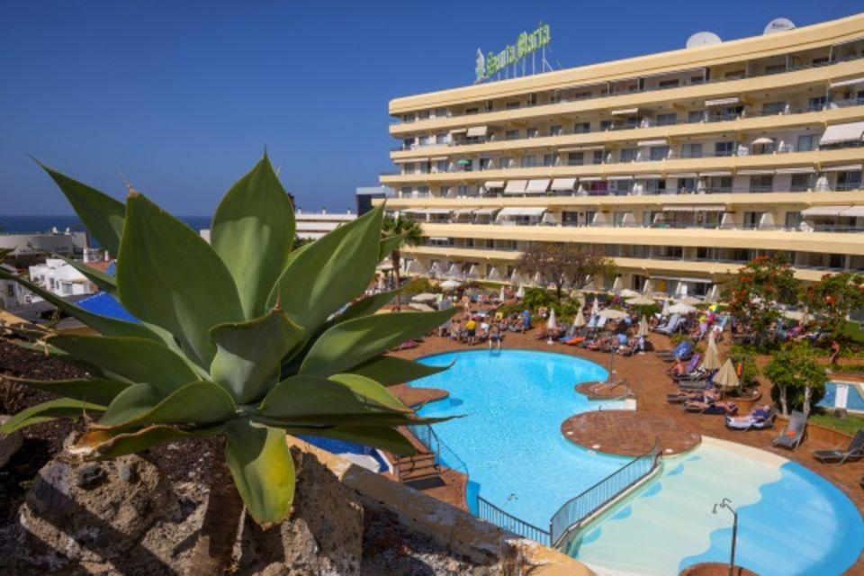 Hôtel Hovima Santa Maria Tenerife Canaries