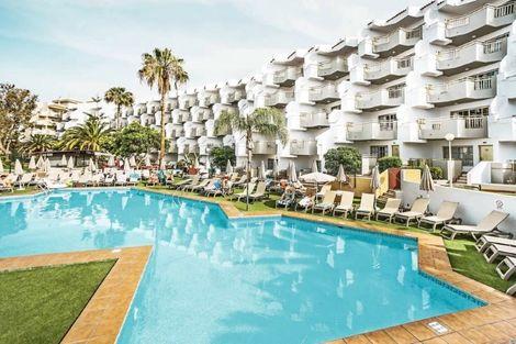 Canaries-Tenerife, Club Jumbo Playa Olid 3*