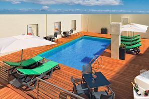 Canaries-Tenerife, Hôtel Occidental Santa Cruz Contemporaneo 3*