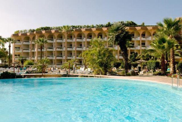 Canaries : Hôtel Puerto Palace