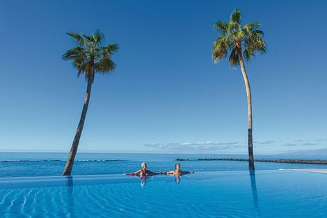 Canaries-Tenerife, Hôtel RIU Arecas 4*