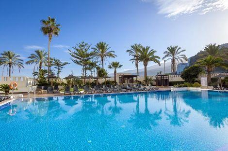 Canaries-Tenerife, Hôtel Sol Costa Atlantis Tenerife 4*