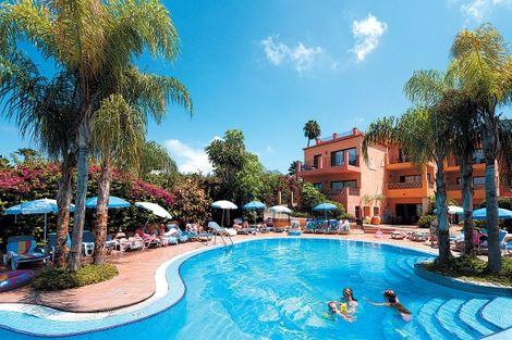 Canaries-Tenerife, Hôtel SplashWorld Villa Mandi Golf Resort & Siam Park 4*