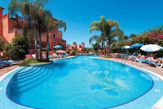 Canaries : Hôtel SplashWorld Villa Mandi Golf Resort & Siam Park