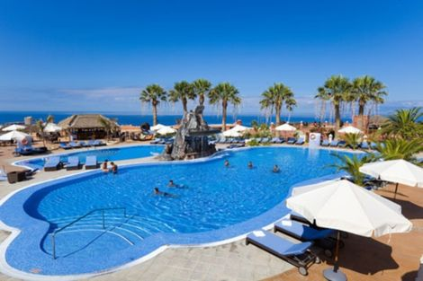 Canaries-Tenerife, Hôtel Top Clubs Cocoon Callao 4*