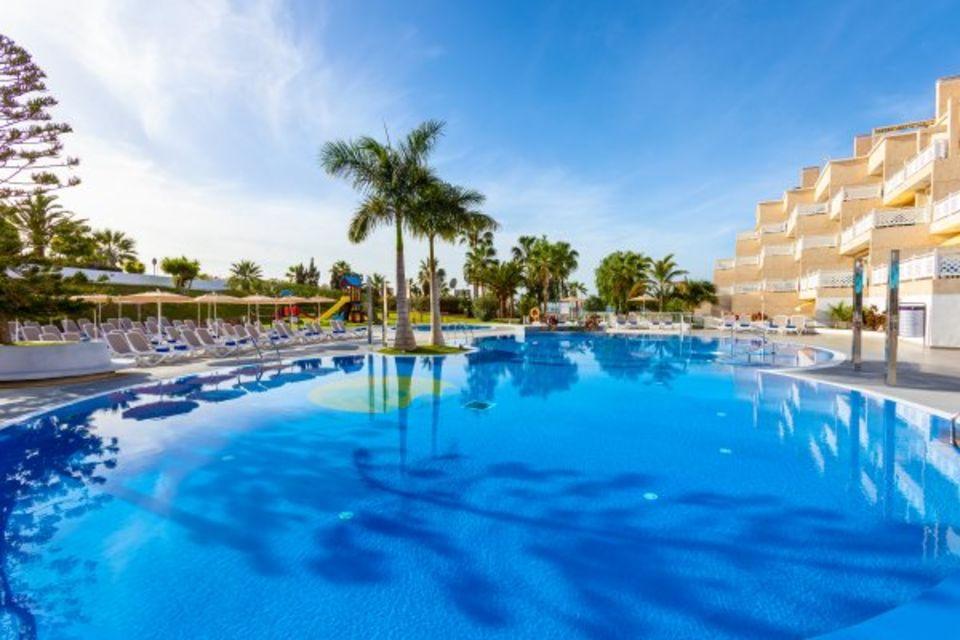 Hôtel Tropical Park Tenerife Canaries