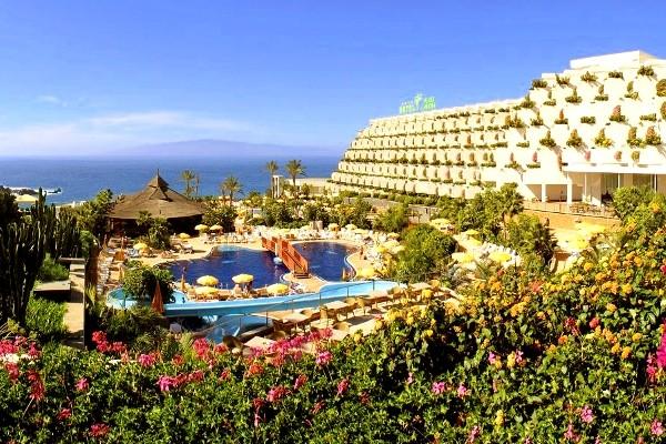 vue d'ensemble - Lookea Playa La Arena Club Lookea Playa La Arena4* Tenerife Canaries