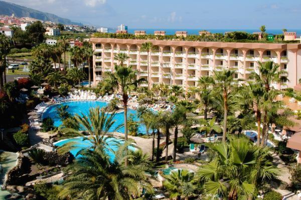 Avis Hotel Puerto Palace Tenerife