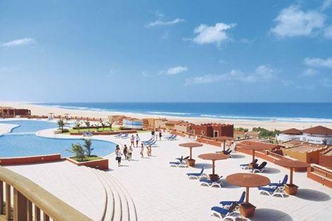 Cap Vert-Ile de Boavista, Hôtel Club Jet Tours Royal Boa Vista 4*