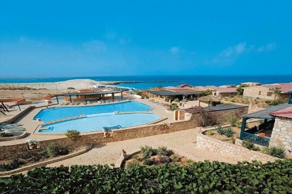 Piscine - Marine Beach Resort Marine Club Beach Resort Ile de Boavista Cap Vert