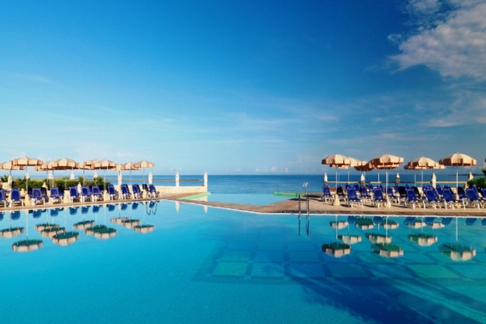Hôtel Top Clubs Iberostar Boa Vista Ile de Boavista Cap Vert